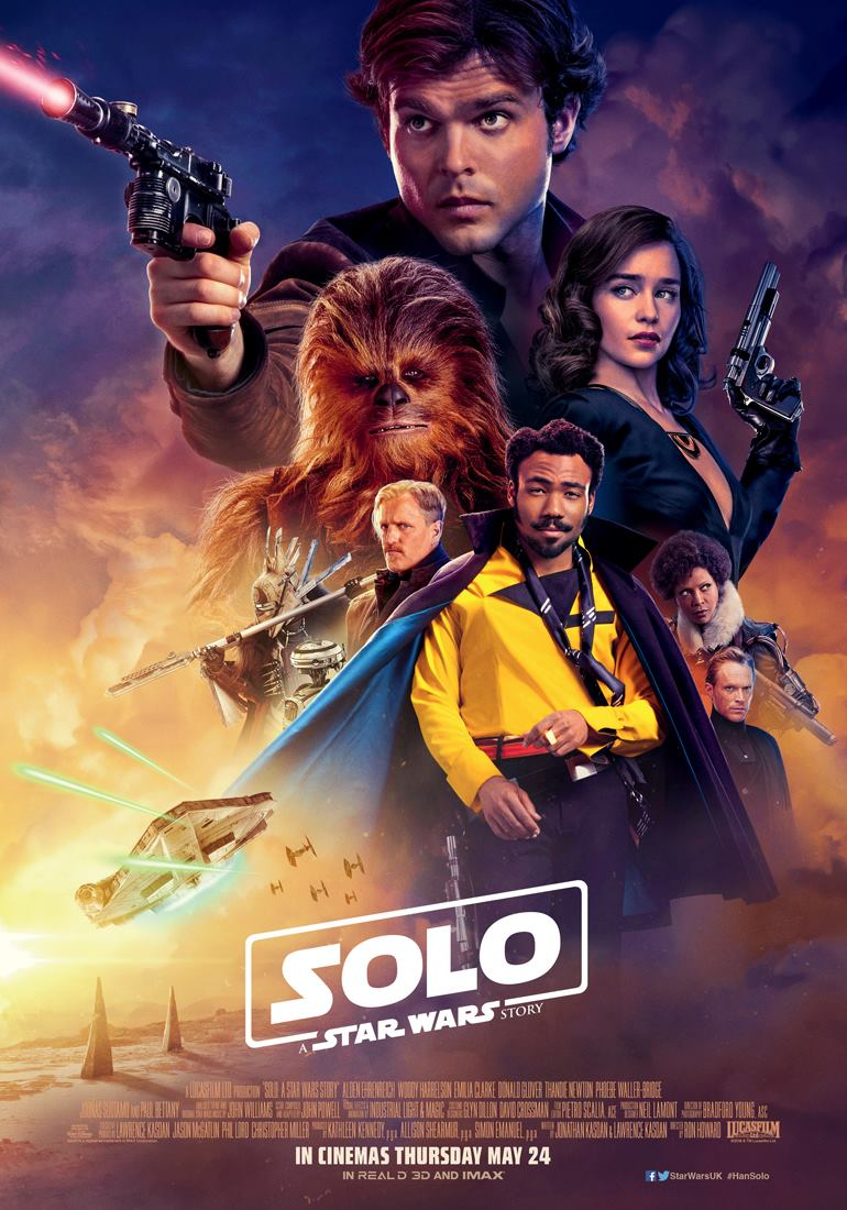 """Solo: A Star Wars Story. """""""
