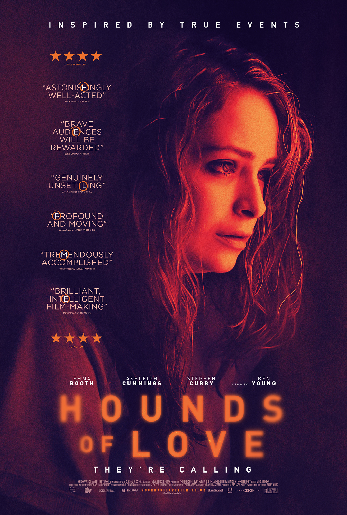 Hounds Of Love Film